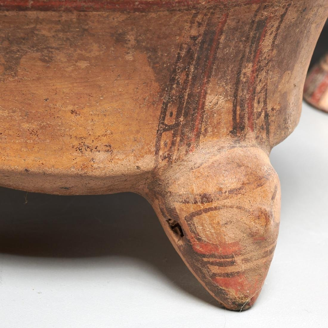 Group (4) Pre-Columbian terracotta vessels - 6