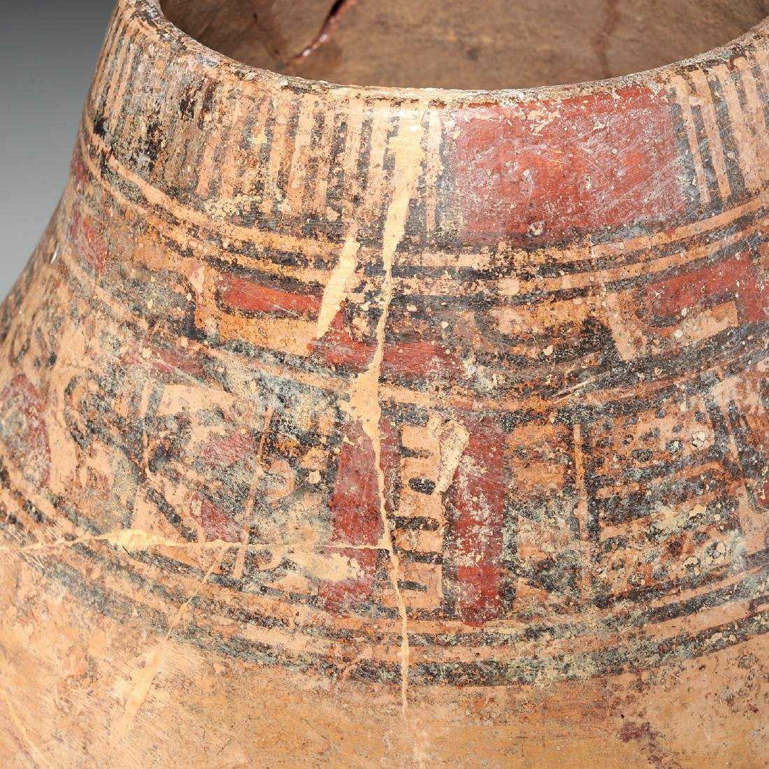 Group (4) Pre-Columbian terracotta vessels - 7