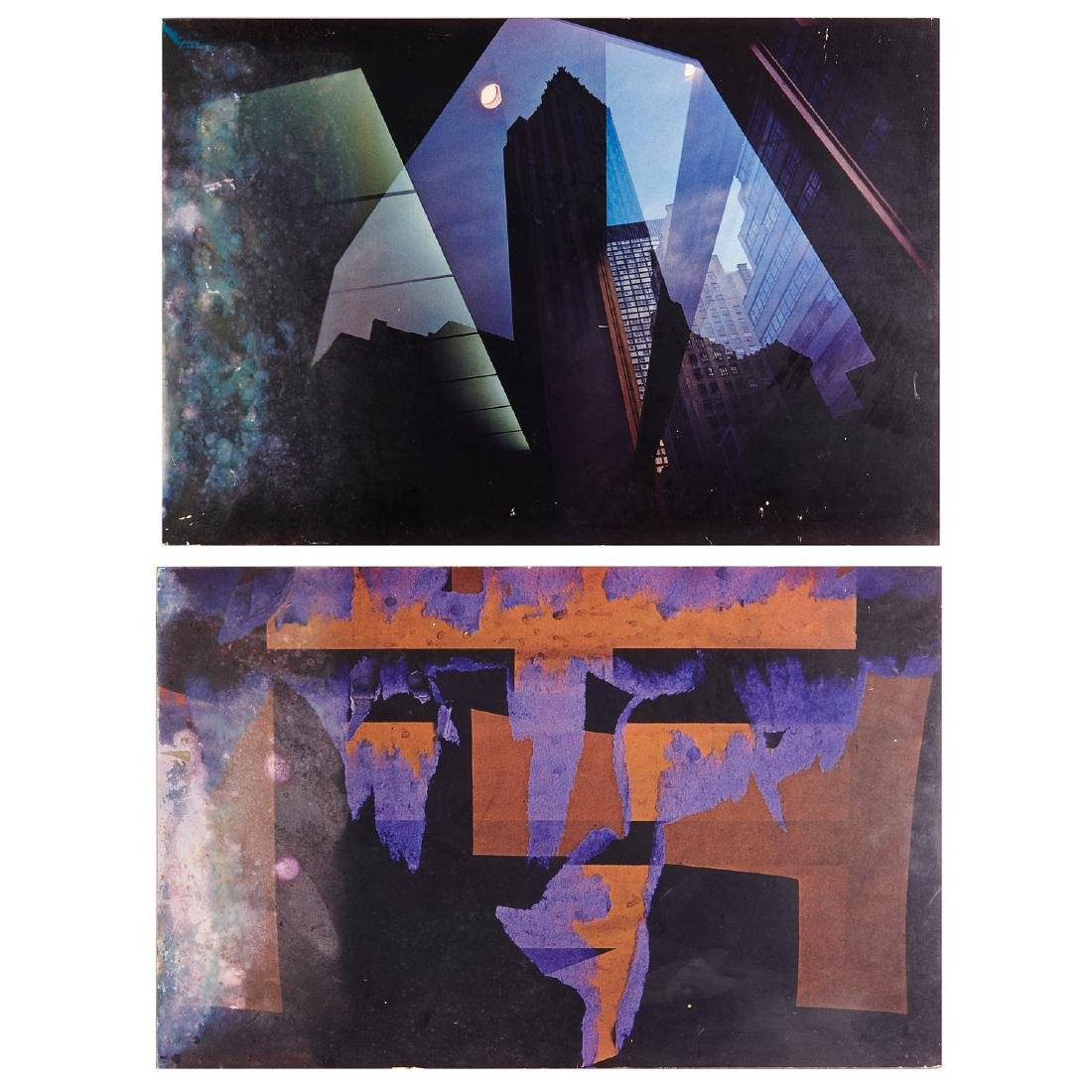 Ernst Haas, (2) Photographs, 1969