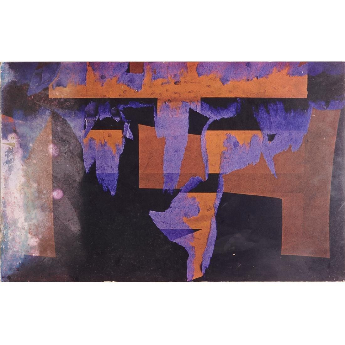 Ernst Haas, (2) Photographs, 1969 - 2