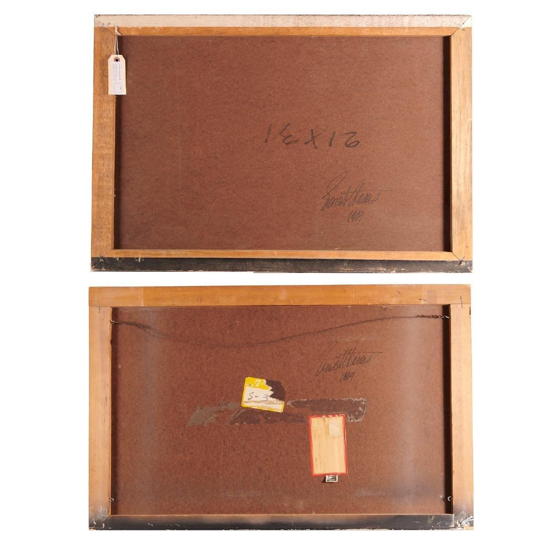 Ernst Haas, (2) Photographs, 1969 - 8