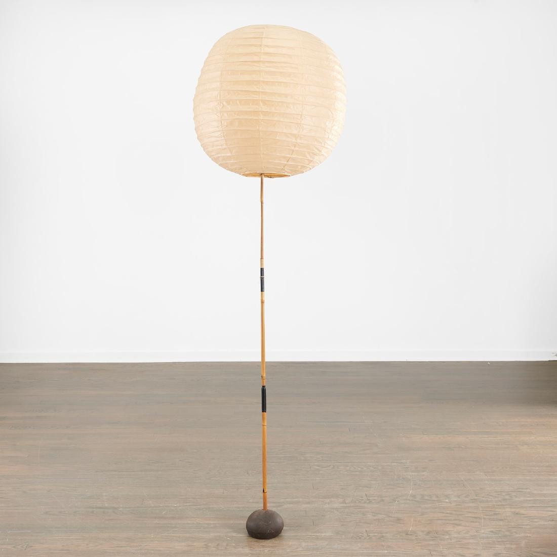 Isamu Noguchi floor lamp by Akari