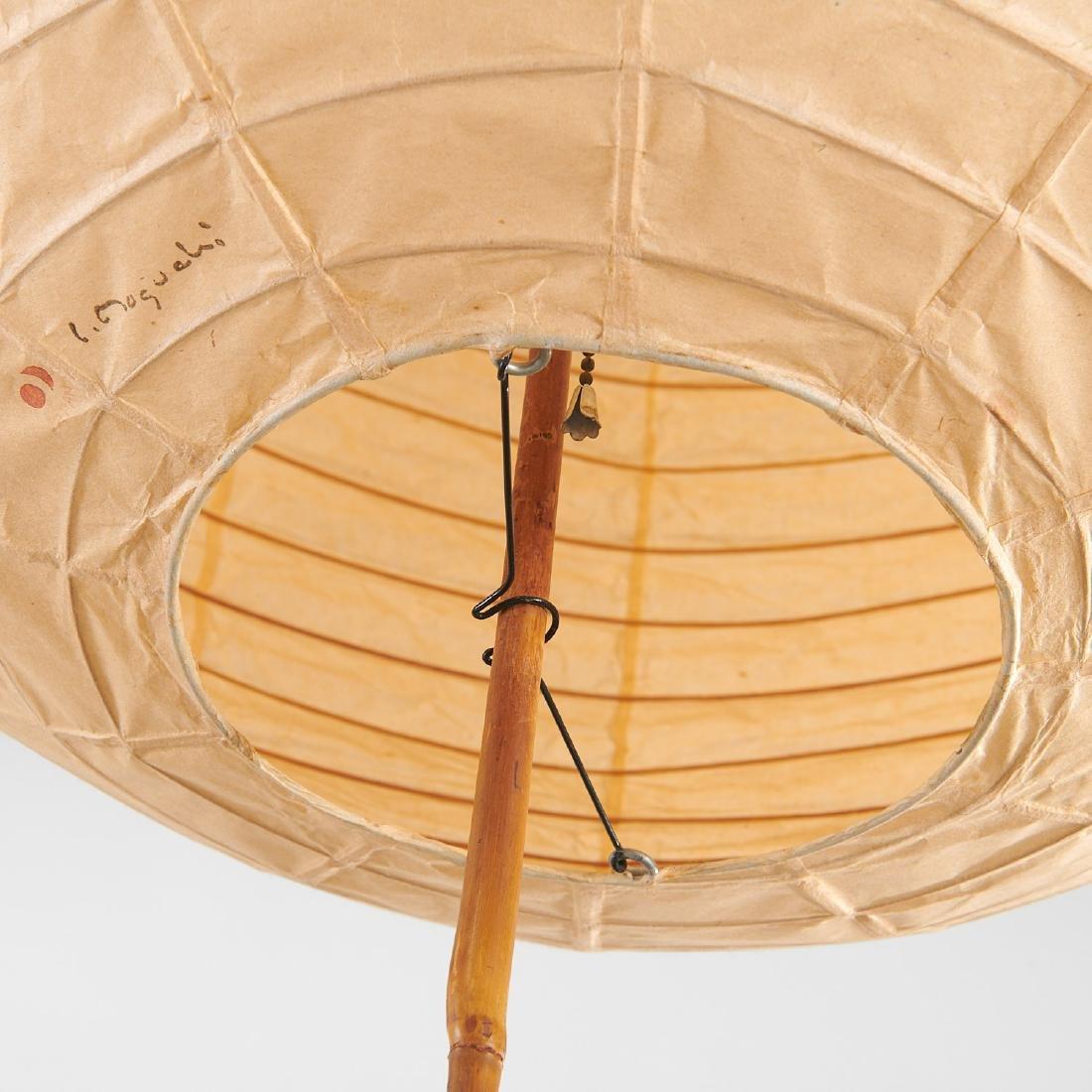 Isamu Noguchi floor lamp by Akari - 5