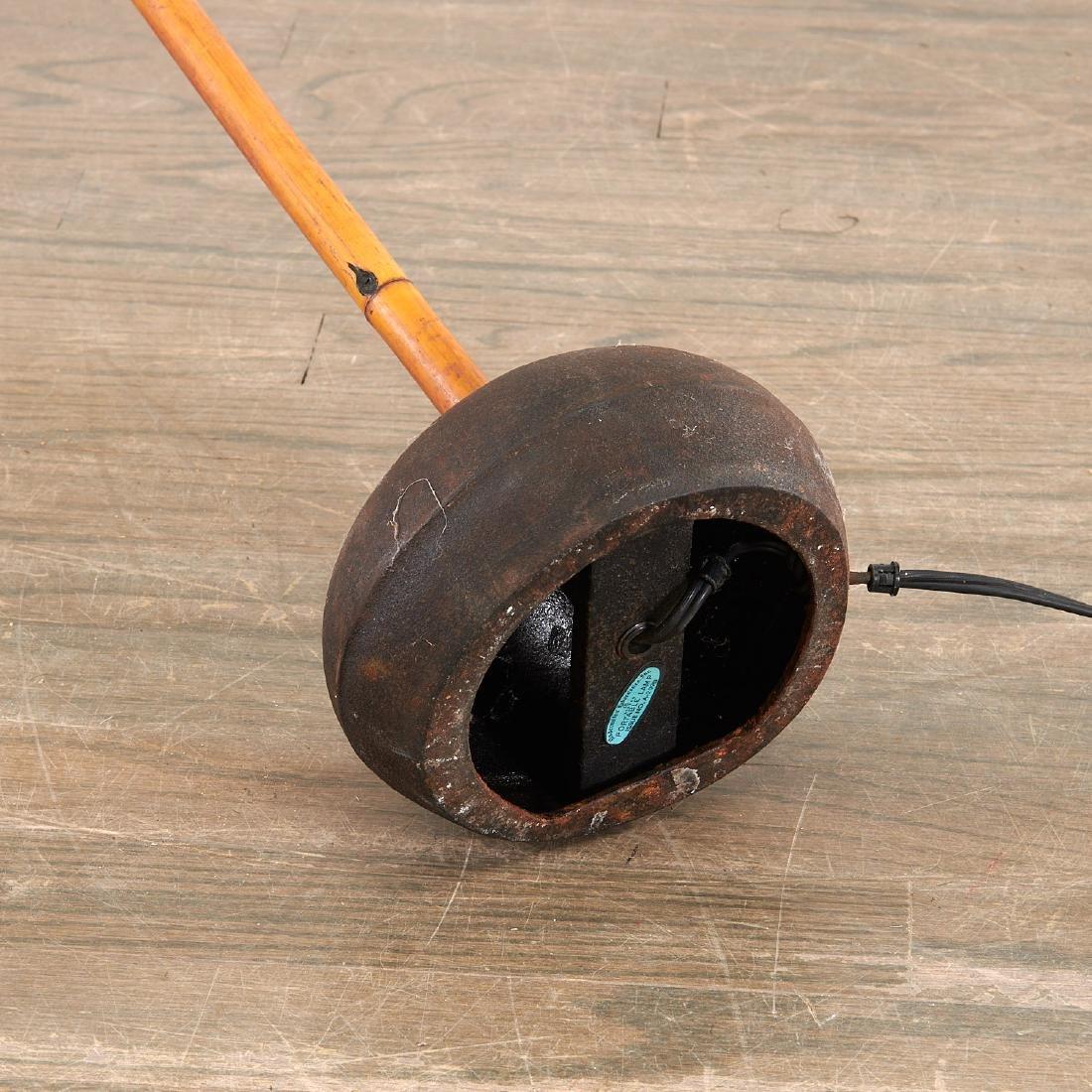 Isamu Noguchi floor lamp by Akari - 7