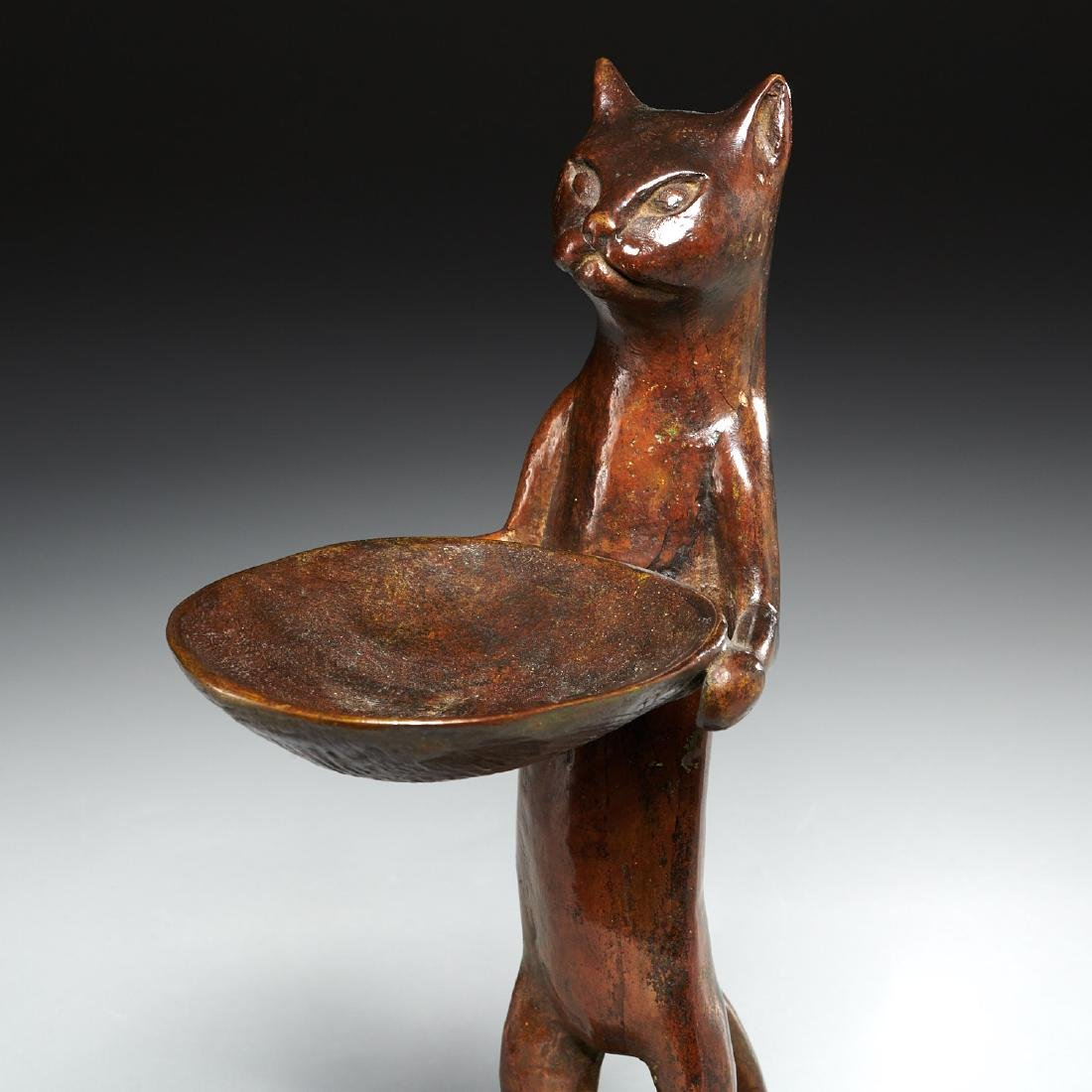 Diego Giacometti, Chat maitre-d'hotel, c. 1967 - 2