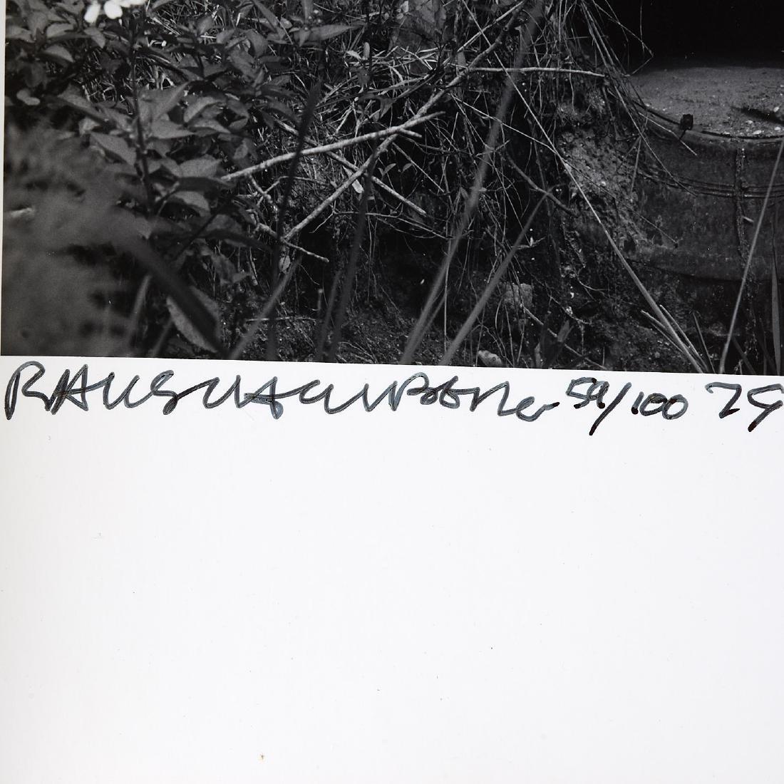 Robert Rauschenberg, Mailbox and Tire, 1979 - 5