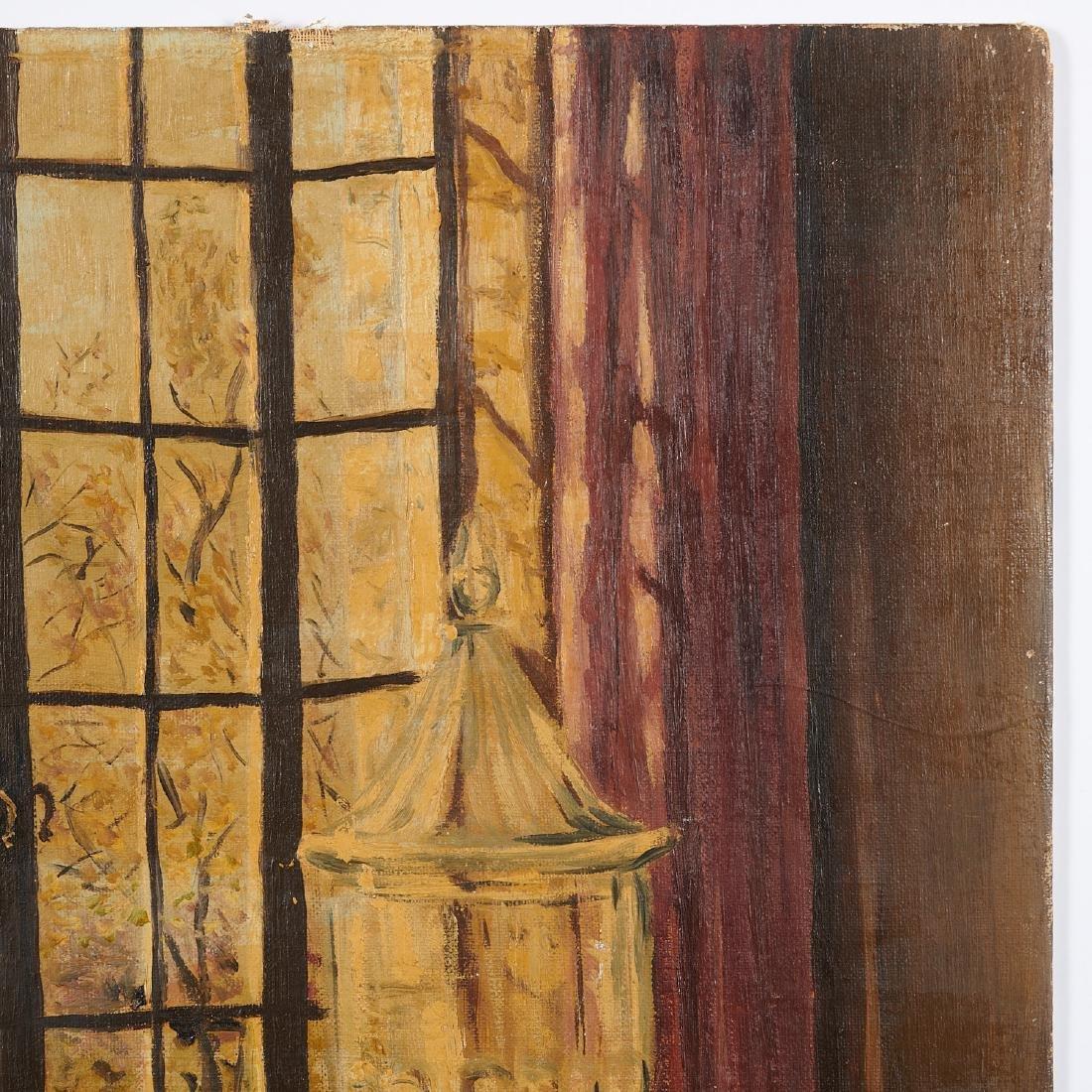 Fulco De Verdure, Still Life by Window, c. 1930s - 2