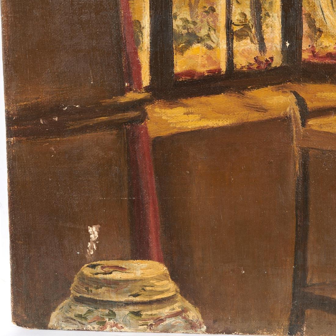 Fulco De Verdure, Still Life by Window, c. 1930s - 4