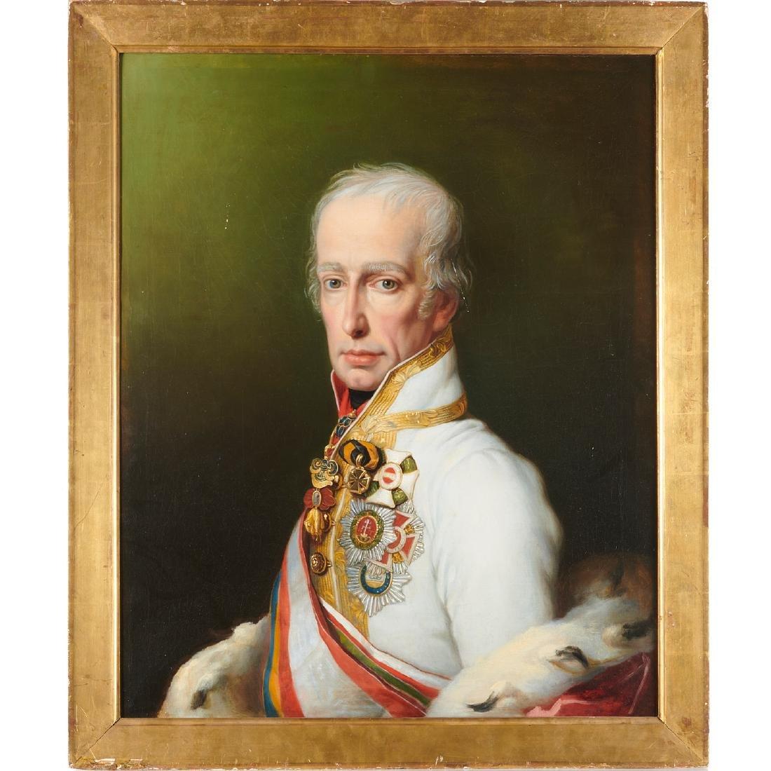 Johann von Lampi (circle), Franz II Kaiser