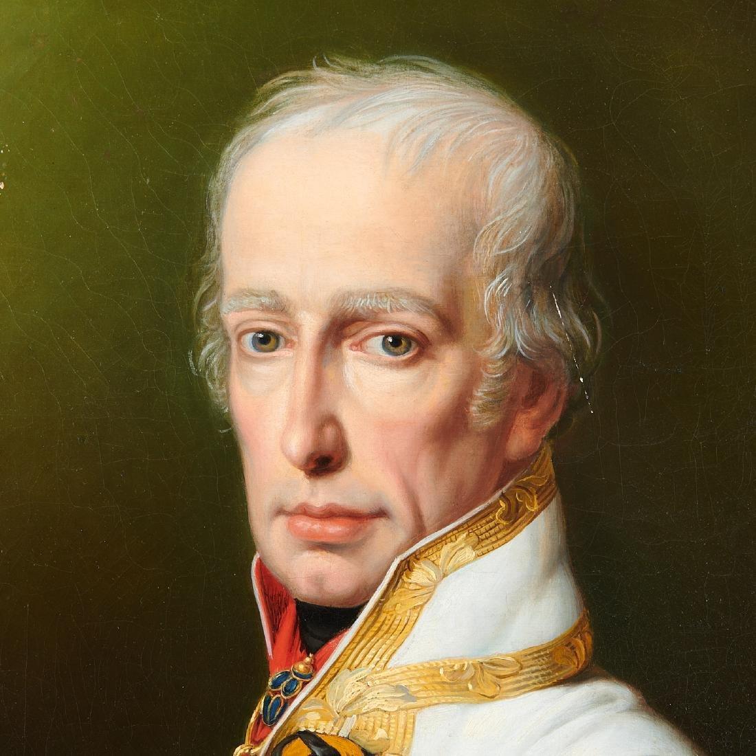 Johann von Lampi (circle), Franz II Kaiser - 2