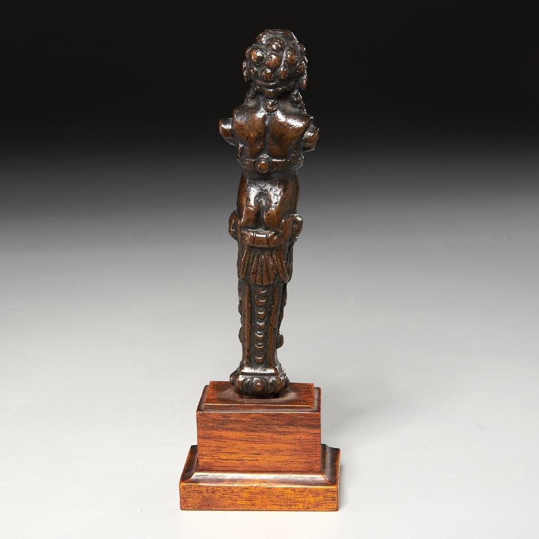 Renaissance era cabinet bronze - 6