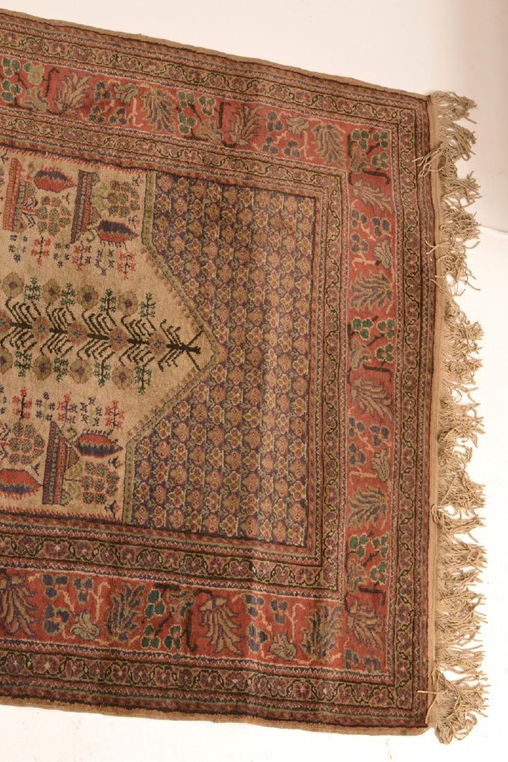 (2) Persian prayer rugs - 2