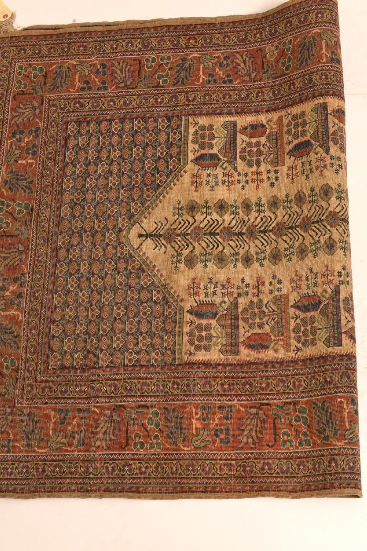 (2) Persian prayer rugs - 4