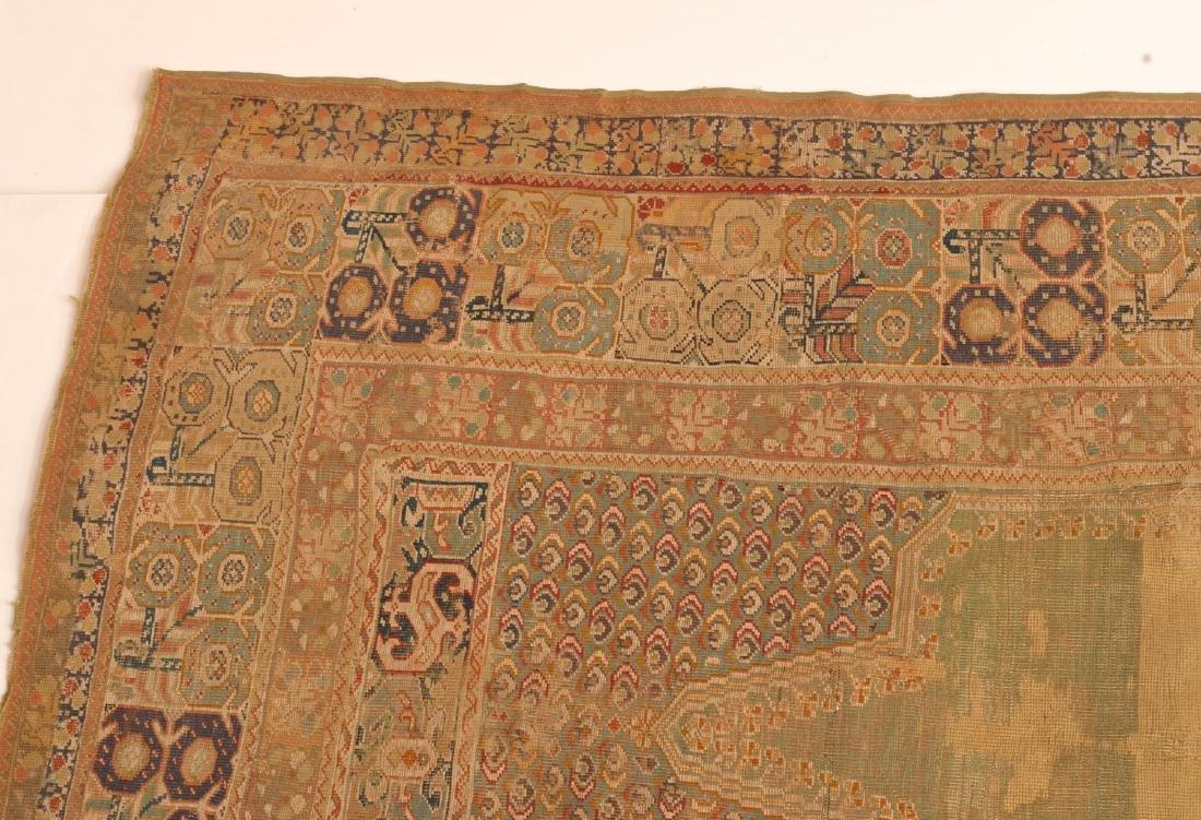 (2) Persian prayer rugs - 5