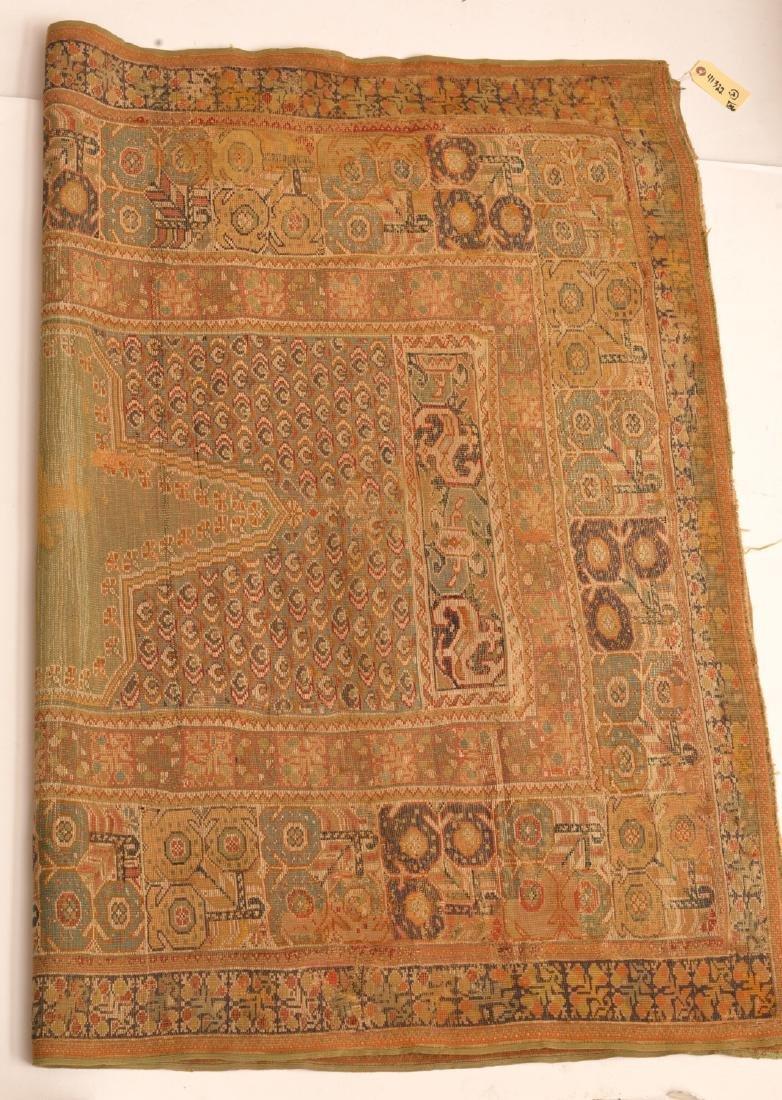 (2) Persian prayer rugs - 8