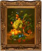 S. Watson, large painting