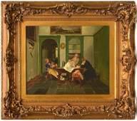 Adolf Werner (attrib.), painting