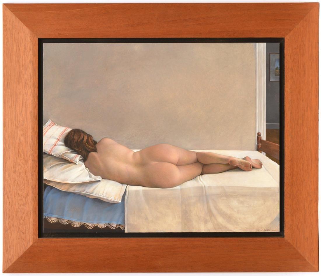 Jeremiah Gardner Patterson, painting