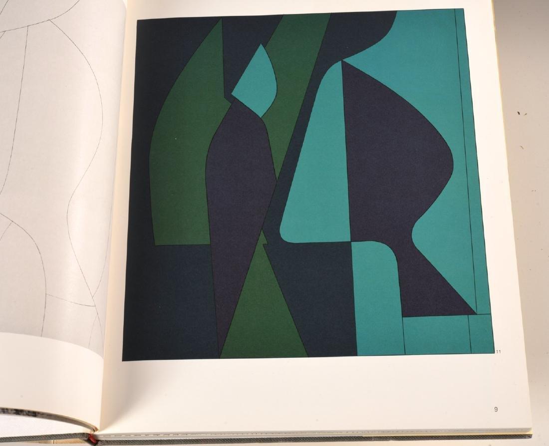 BOOKS: (3) Vols Victor Vasarely, 1969 - 8