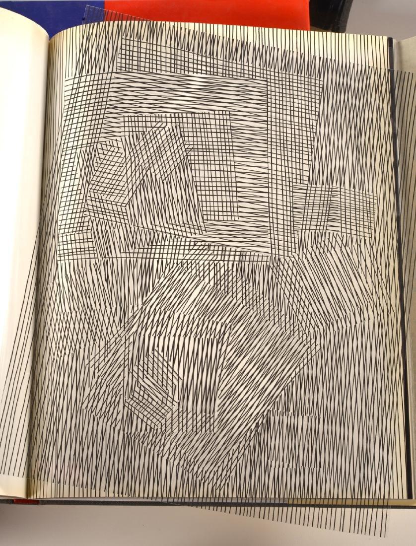 BOOKS: (3) Vols Victor Vasarely, 1969 - 9