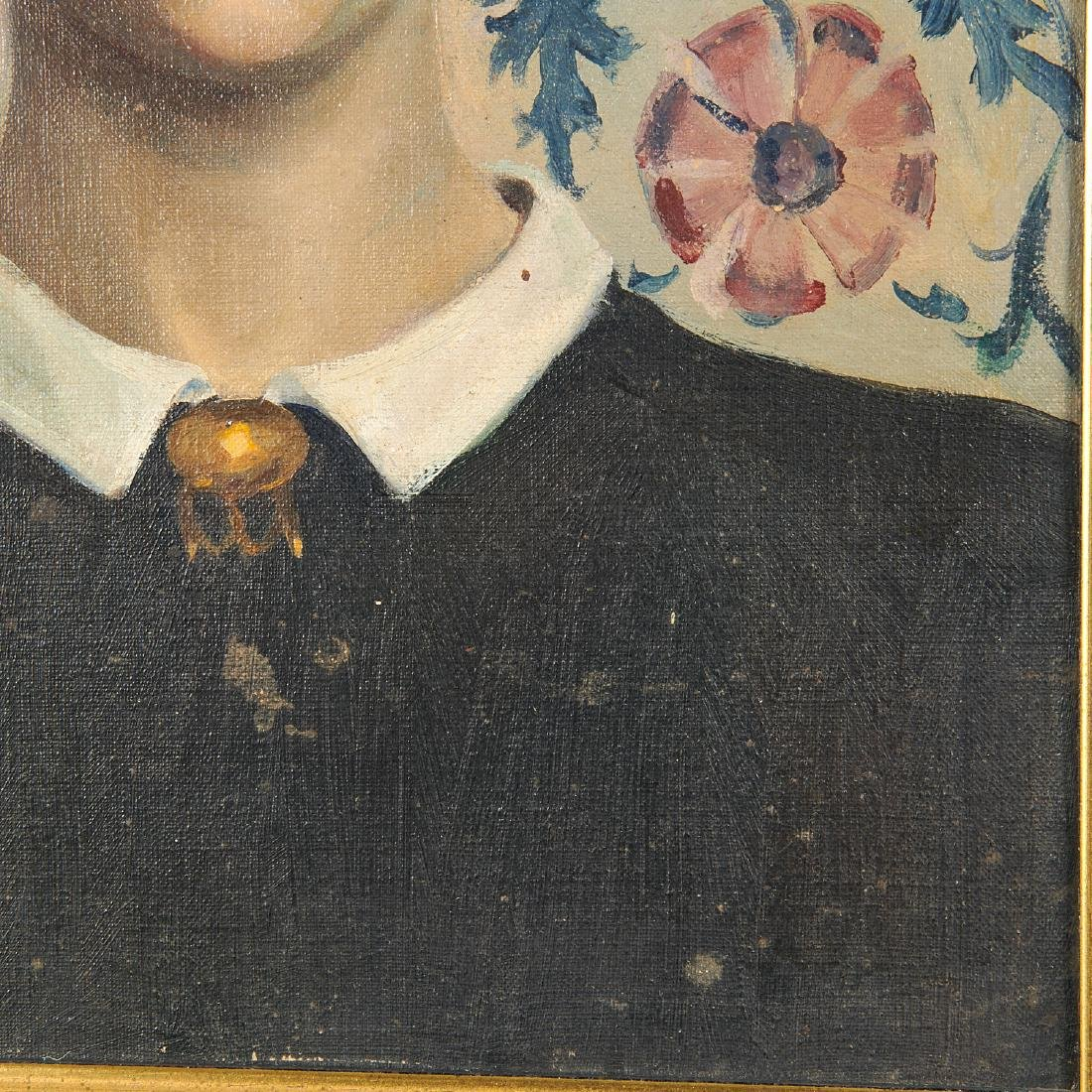 Albert Herter (attrib.), painting - 4