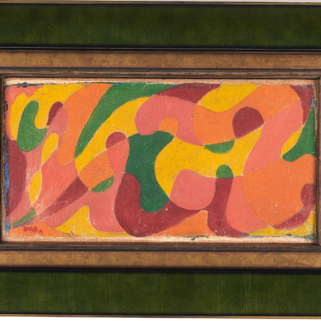 Giacomo Balla, painting, dated 1914 - 2