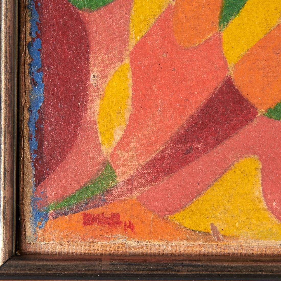 Giacomo Balla, painting, dated 1914 - 3