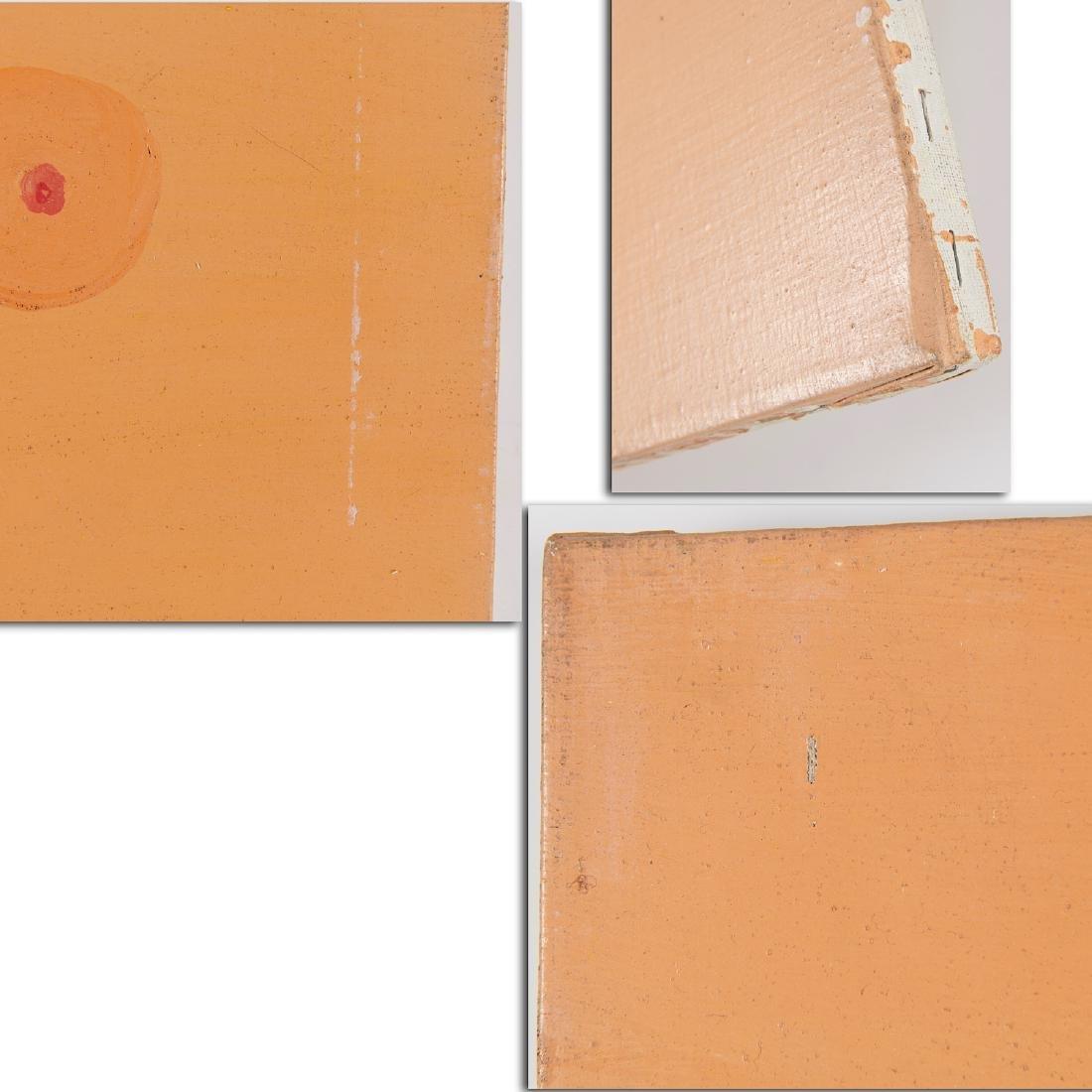 Jim Dine, (9) panel painting, 1959-1960 - 6