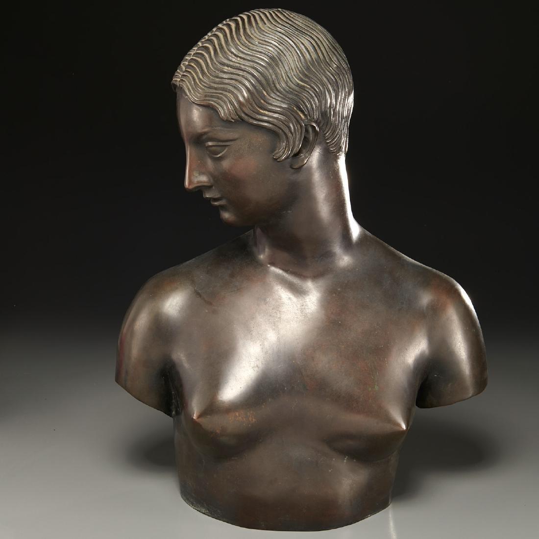 Amleto Cataldi, sculpture, c. 1925