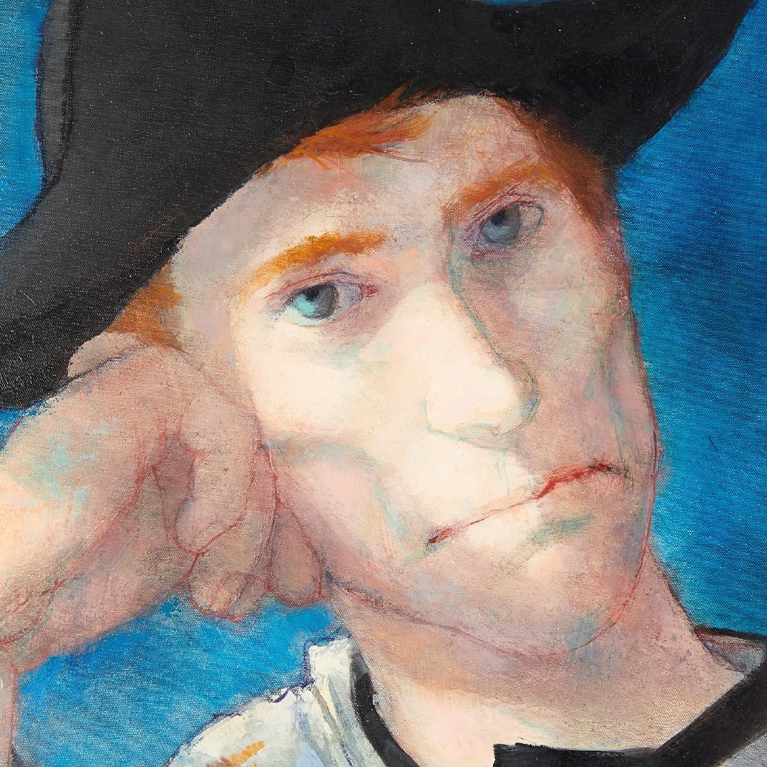 Michel Ciry, painting, 1964 - 4