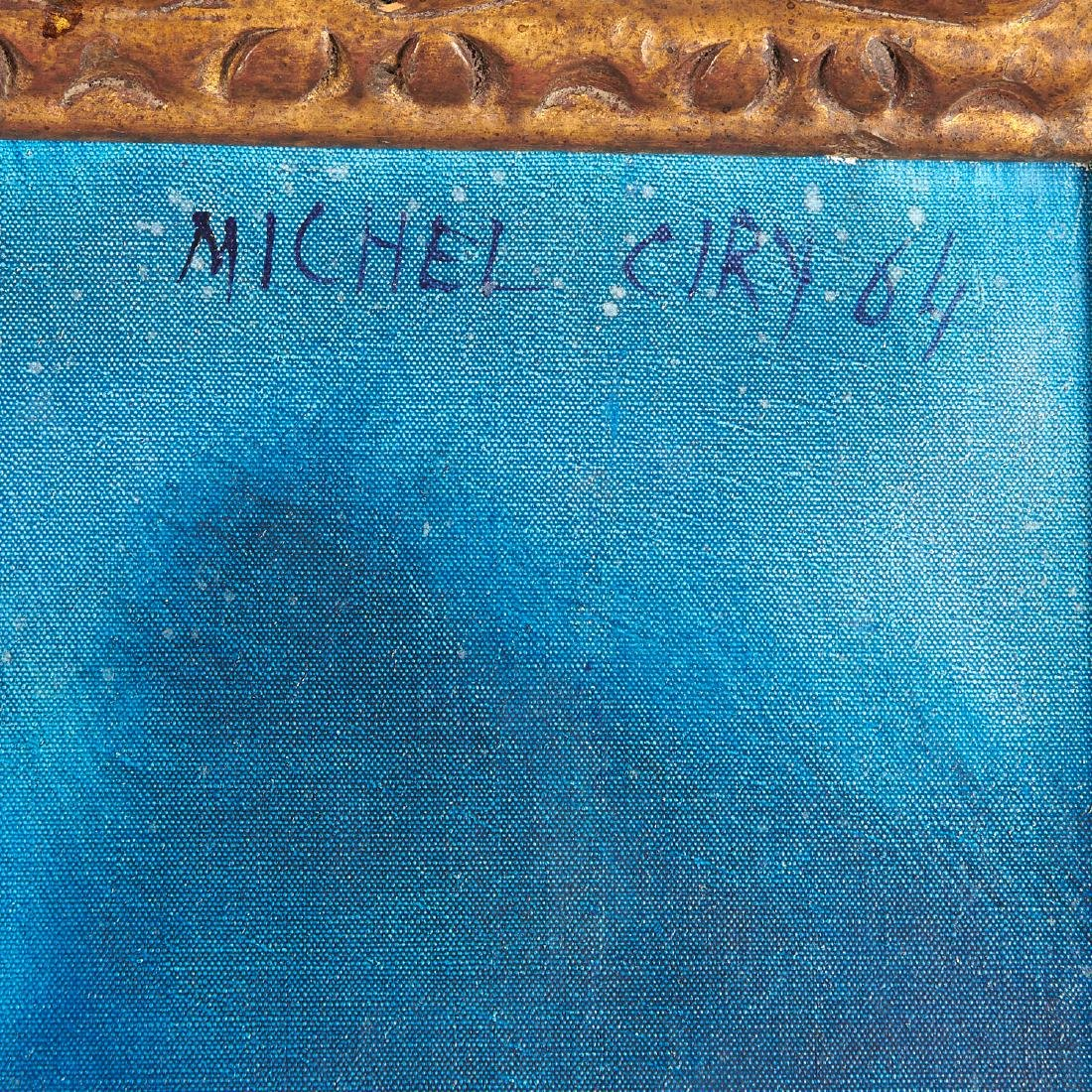 Michel Ciry, painting, 1964 - 6