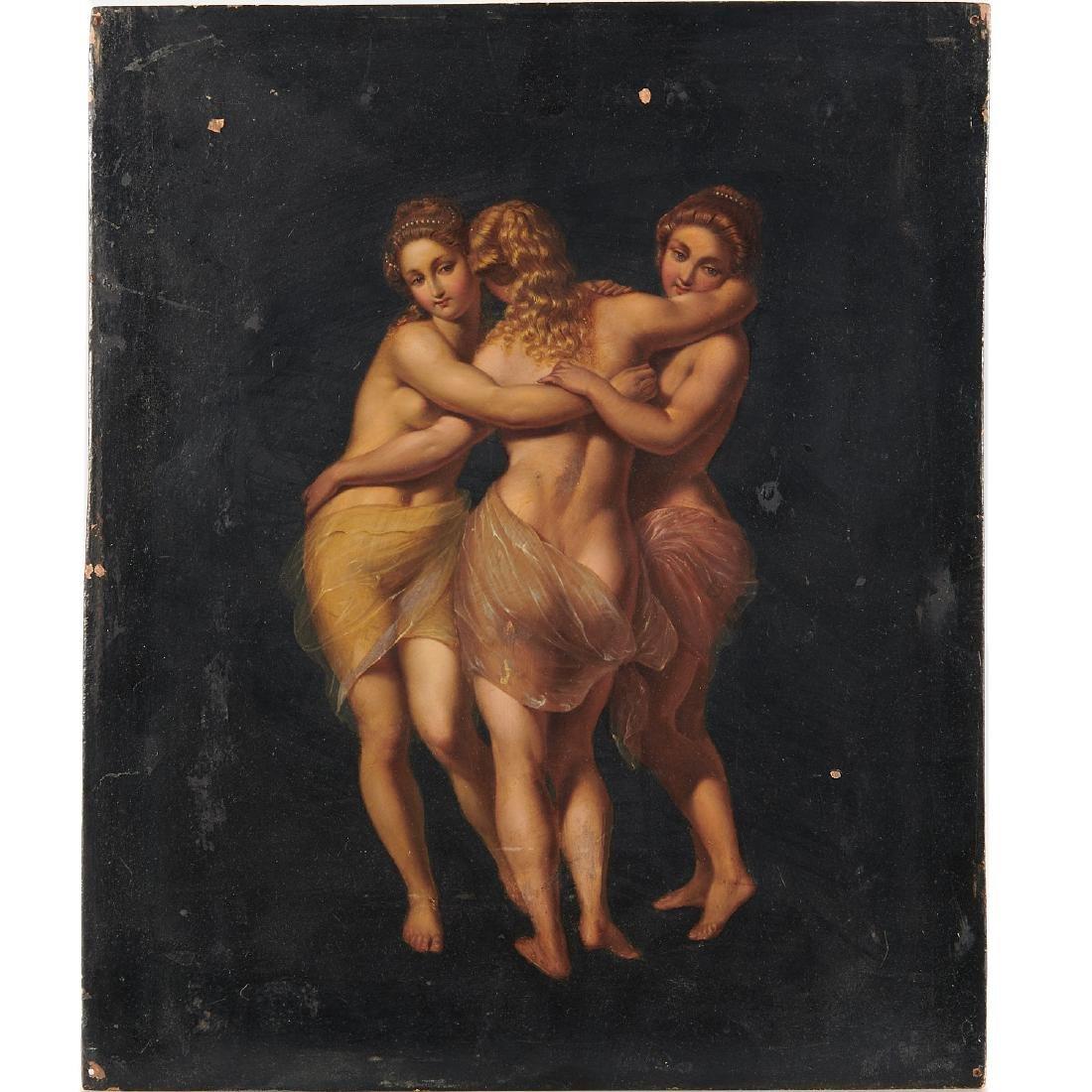 Hans von Aachen (manner of), painting
