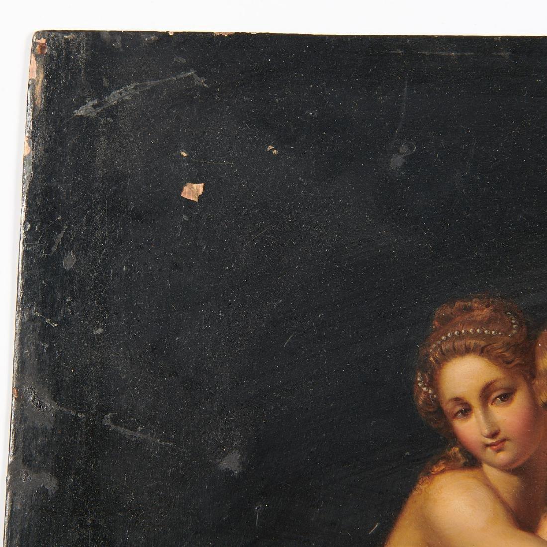 Hans von Aachen (manner of), painting - 2