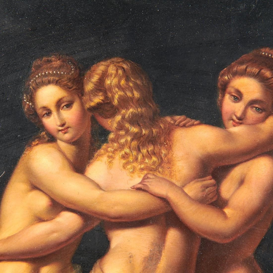 Hans von Aachen (manner of), painting - 4