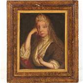 Mary Beale (attrib.), painting