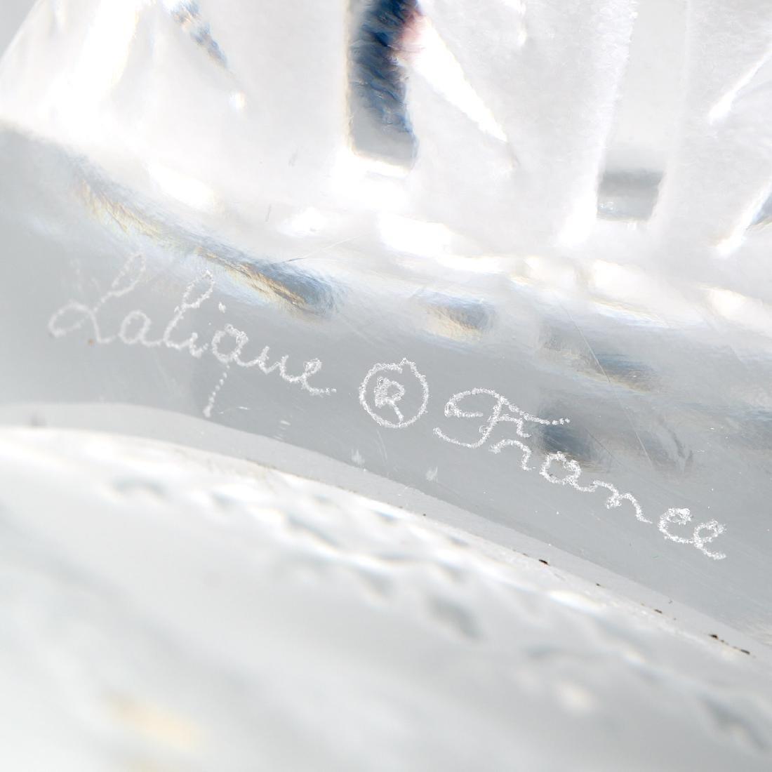 """Lalique """"Cygne Tete Droite"""", """"Cygne Tete Penchee"""" - 8"""