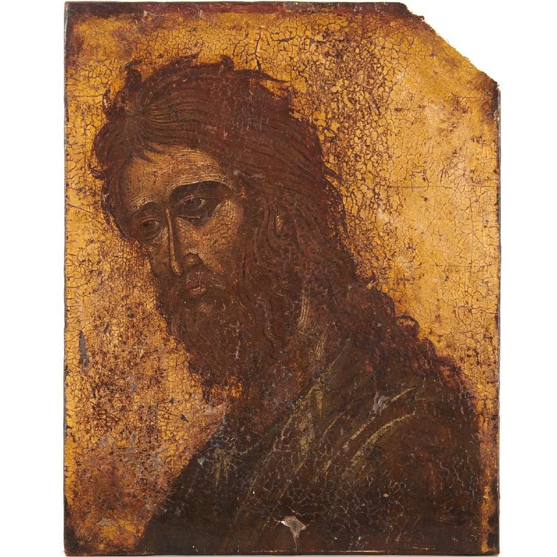 Byzantine Icon, painting
