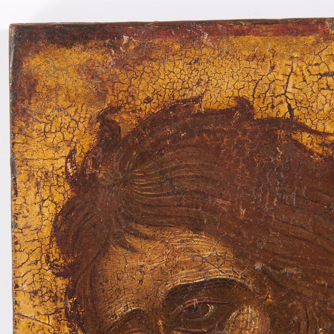 Byzantine Icon, painting - 2