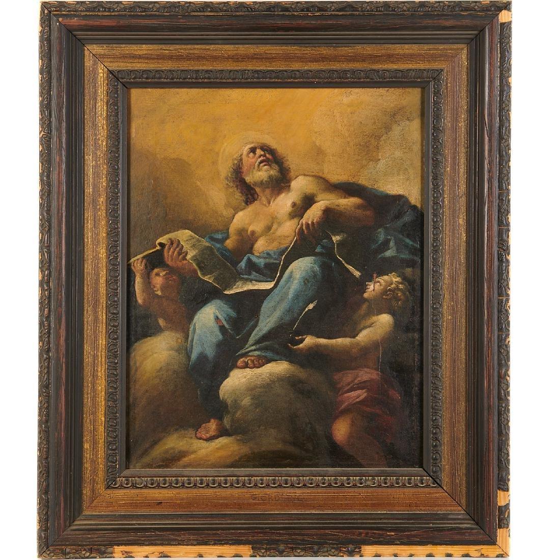 Luca Giordano (attrib.), painting