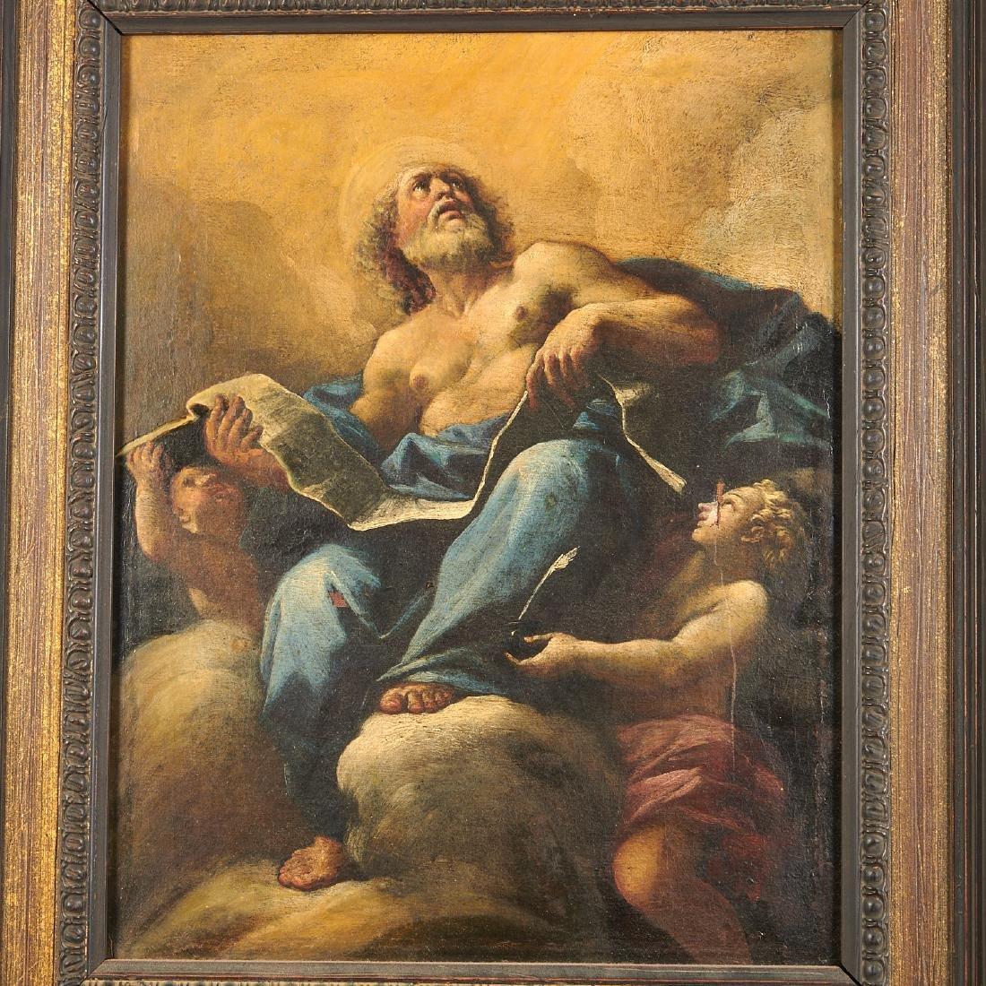 Luca Giordano (attrib.), painting - 2