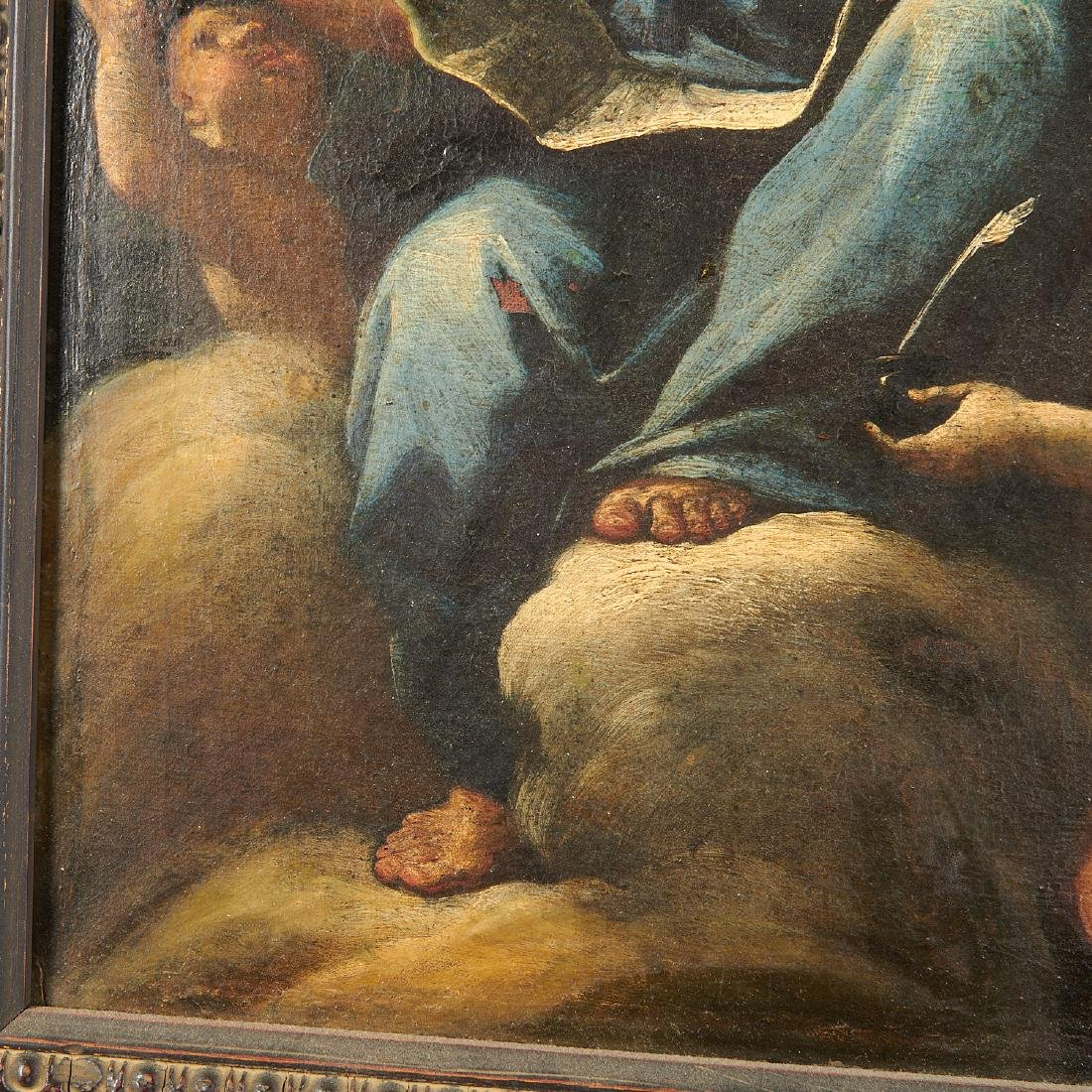 Luca Giordano (attrib.), painting - 6