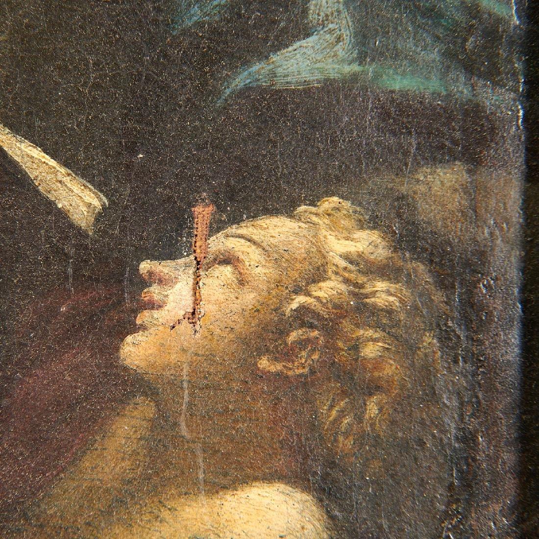 Luca Giordano (attrib.), painting - 7