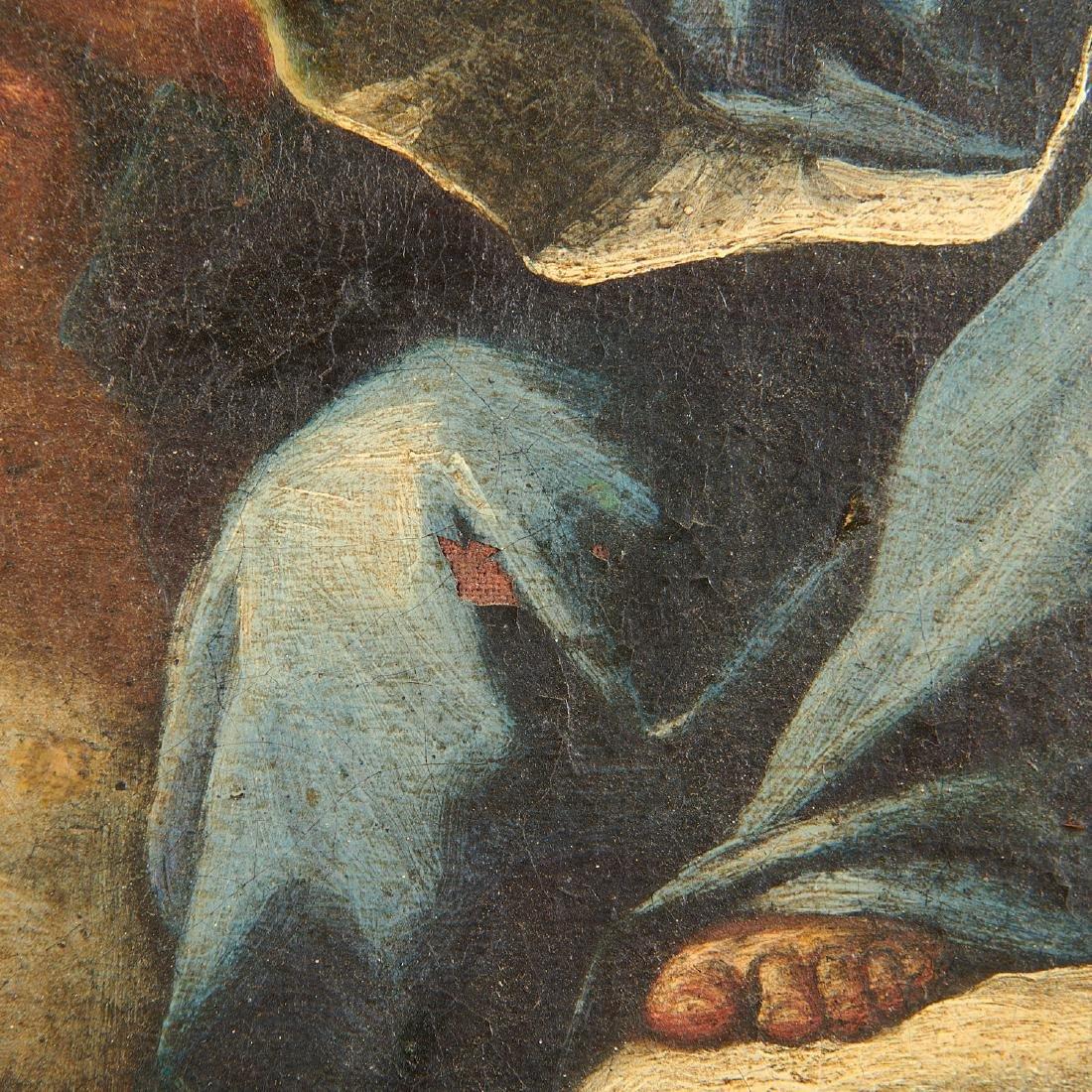 Luca Giordano (attrib.), painting - 8
