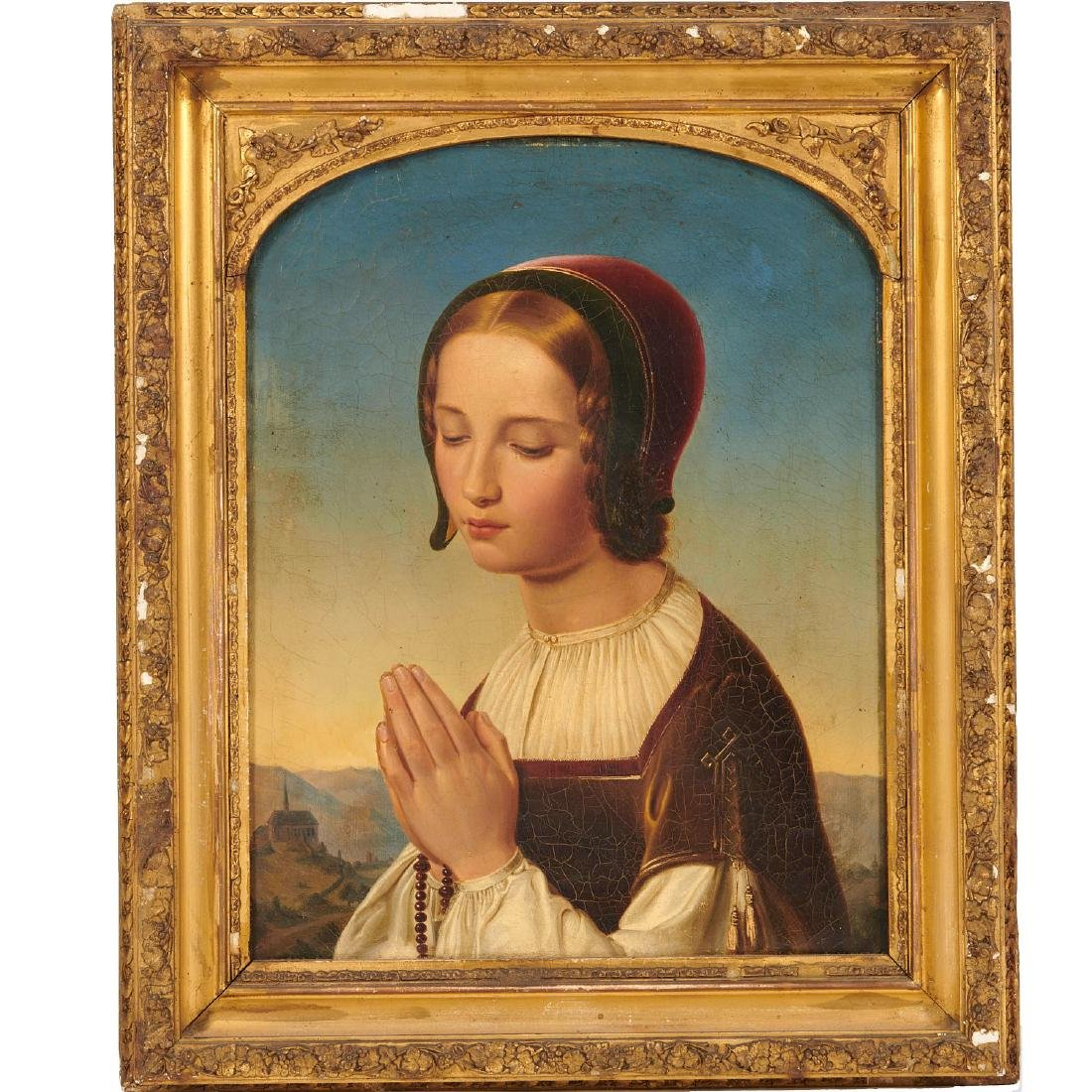 Giovanni Bellini (manner of), painting