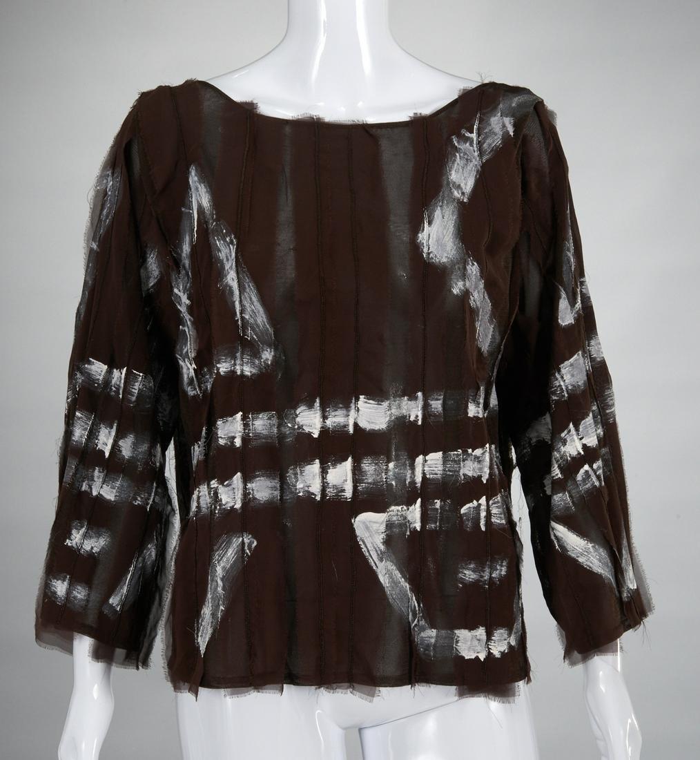 Yves Saint Laurent ladies blouse