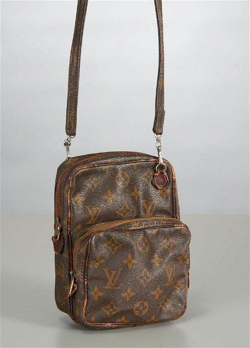 colours and striking promo code new products Louis Vuitton monogram mini Amazon crossbody bag