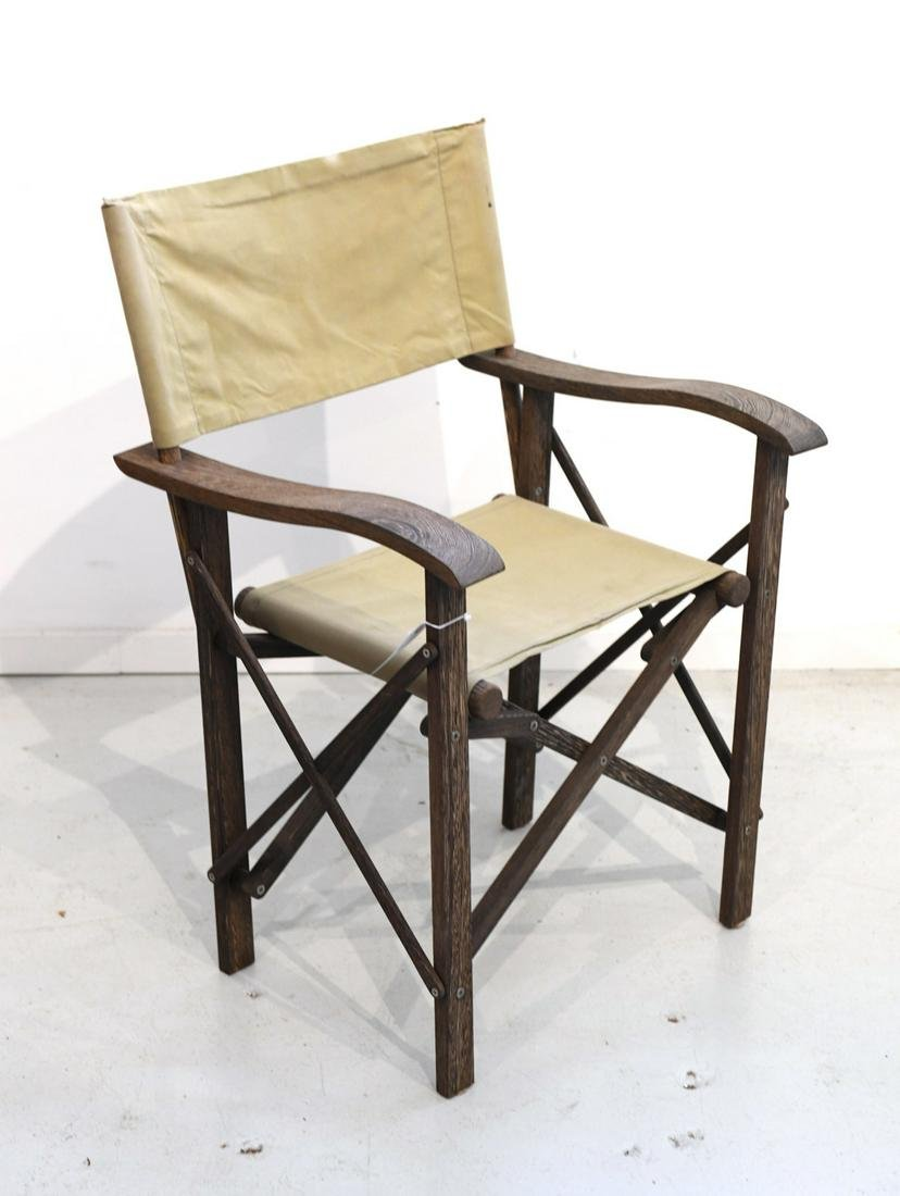 "Christian Liaigre ""Folio II"" armchair"