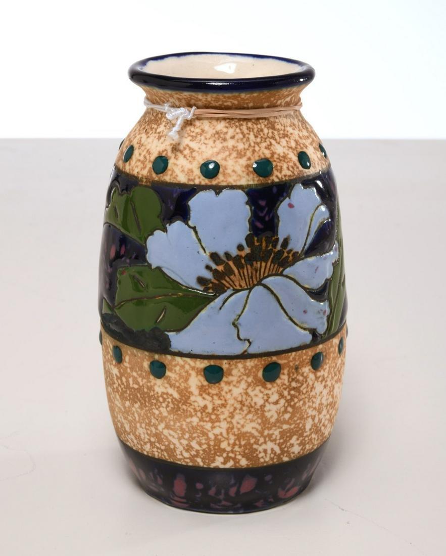 Max von Jungwirth Amphora pottery vase