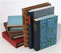 BOOKS: (3) Vols LEC, Joseph Conrad