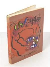 BOOKS: Chagall Lithographe I, 1960, Sauret